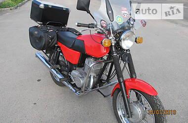 Jawa (ЯВА) 638 1991 в Ракитном