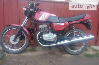 Jawa (ЯВА) 638 1985 в Болехове