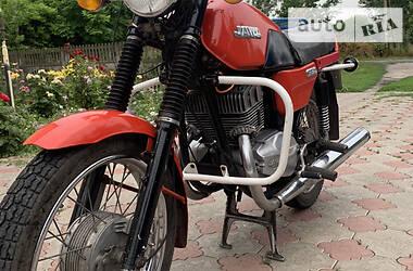 Jawa (ЯВА) 638 1987 в Чутове