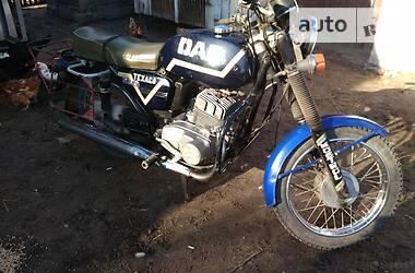 Jawa (ЯВА) 638 1985 в Дубно