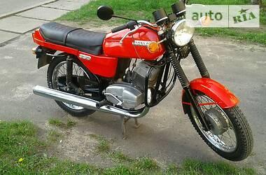 Jawa (ЯВА) 638 1986 в Червонограде