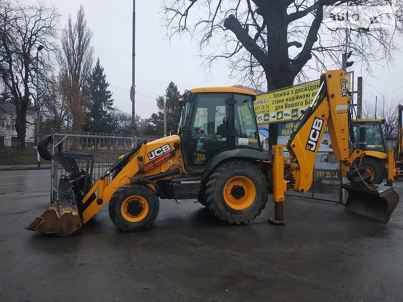 JCB 3CX 2013 в Житомире