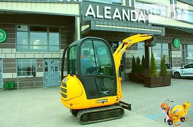 JCB 8014 2011 в Чернівцях