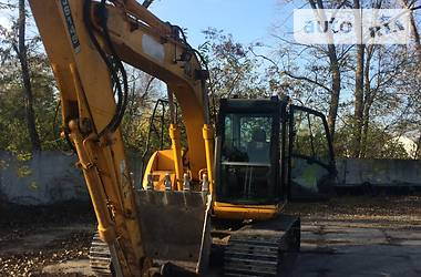 JCB JS 145 2007 в Козельце