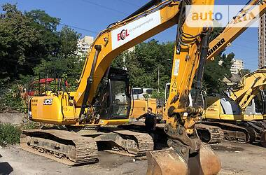 JCB JS 220 2015 в Киеве
