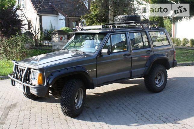 Jeep Cherokee 1989 в Полтаві