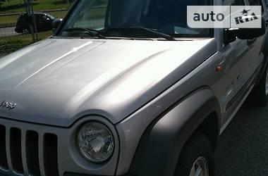 Jeep Cherokee 2003 в Гадячі