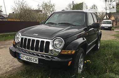 Jeep Cherokee 2005 в Ивано-Франковске