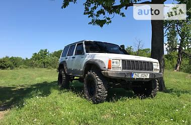 Jeep Cherokee 1992 в Иршаве