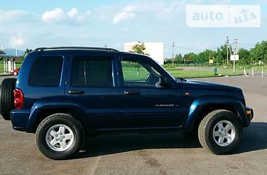 Jeep Cherokee 2002 в Ужгороде