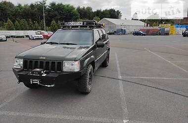 Jeep Cherokee 1996 в Львове
