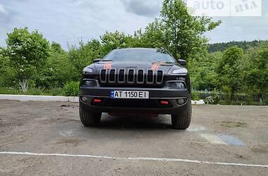 Внедорожник / Кроссовер Jeep Cherokee 2013 в Долине