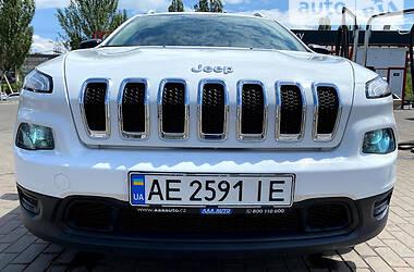 Хэтчбек Jeep Cherokee 2015 в Апостолово