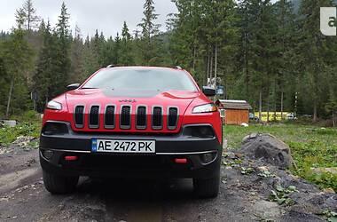 Позашляховик / Кросовер Jeep Cherokee 2017 в Дніпрі