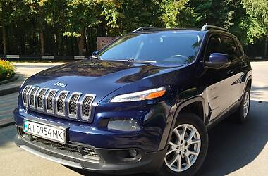 Позашляховик / Кросовер Jeep Cherokee 2014 в Березані