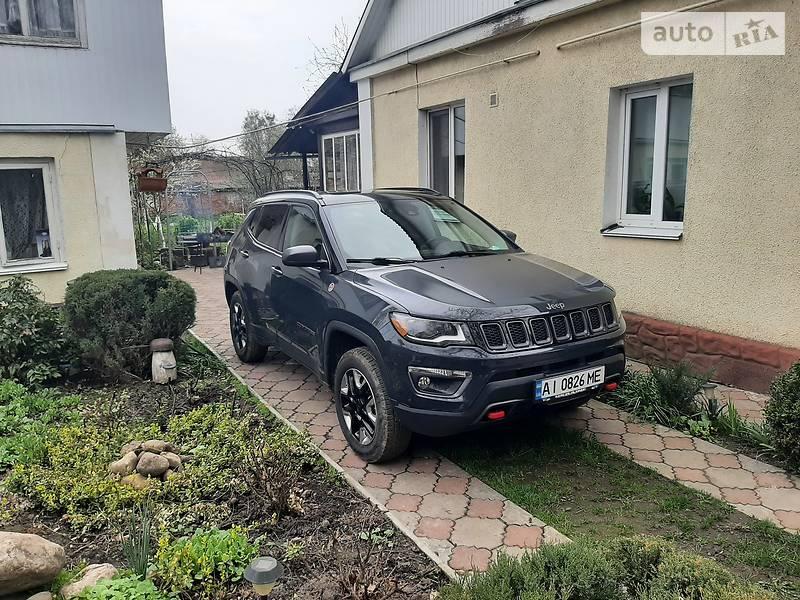 Внедорожник / Кроссовер Jeep Compass 2017 в Киеве