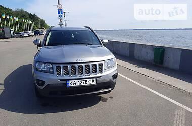 Внедорожник / Кроссовер Jeep Compass 2015 в Вышгороде