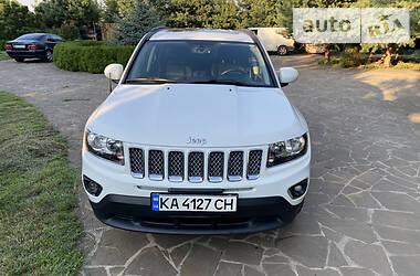 Внедорожник / Кроссовер Jeep Compass 2016 в Киеве