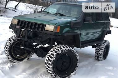Jeep Grand Cherokee 4x4  UNIMOG 1996