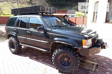 Jeep Grand Cherokee 1998 в Рахове