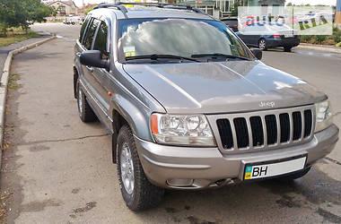 Jeep Grand Cherokee 1999 в Черноморске