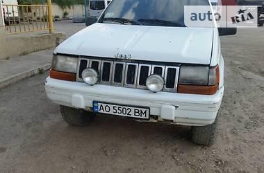 Jeep Grand Cherokee 1996 в Надворной