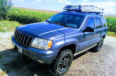 Jeep Grand Cherokee 2000 в Белой Церкви
