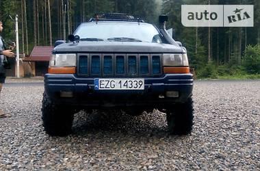 Jeep Grand Cherokee 1996 в Ивано-Франковске