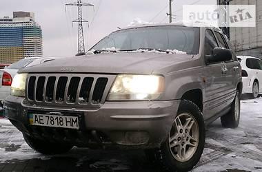 Jeep Grand Cherokee 1999 в Днепре