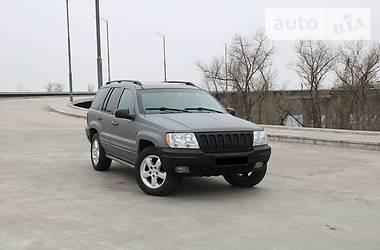 Jeep Grand Cherokee 2002 в Запоріжжі