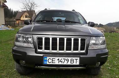 Jeep Grand Cherokee 2003 в Чернівцях