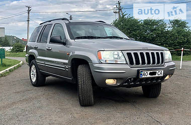 Jeep Grand Cherokee 2003 в Ужгороді