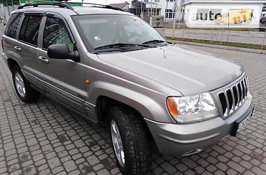 Jeep Grand Cherokee 2002 в Ивано-Франковске