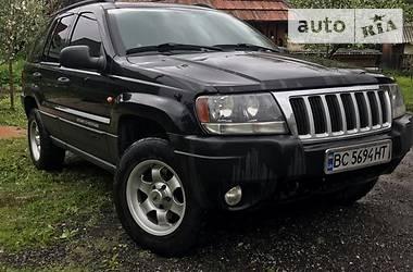 Jeep Grand Cherokee 2004 в Львові