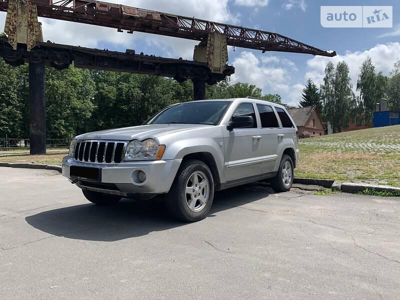 Позашляховик / Кросовер Jeep Grand Cherokee 2007 в Шепетівці