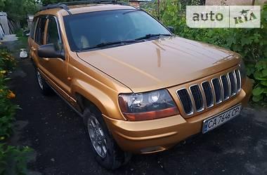 Jeep Grand Cherokee 2000 в Ставищі