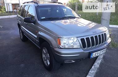 Jeep Grand Cherokee 2001 в Киеве