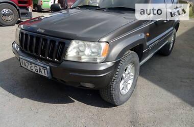 Jeep Grand Cherokee 2000 в Ивано-Франковске