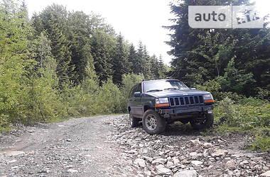Jeep Grand Cherokee 1998 в Ивано-Франковске