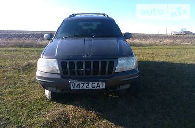 Jeep Grand Cherokee 2000 в Кельменцах