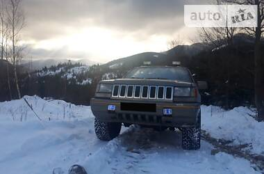 Jeep Grand Cherokee 1995 в Долине