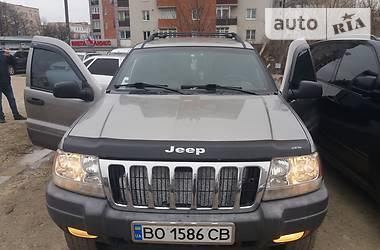 Jeep Grand Cherokee 2001 в Тернополе