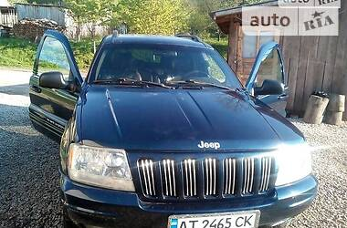 Jeep Grand Cherokee 2002 в Рогатине