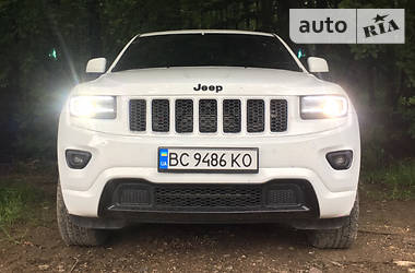 Jeep Grand Cherokee 2015 в Львове