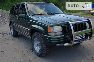 Jeep Grand Cherokee 1995 в Рахове