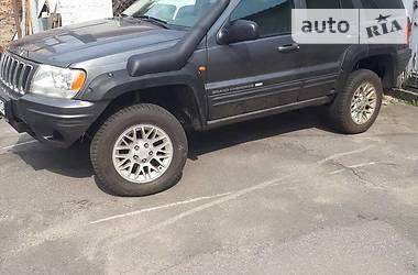 Jeep Grand Cherokee 2001 в Чернигове