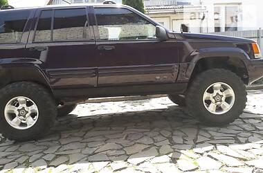 Jeep Grand Cherokee 1996 в Мукачево