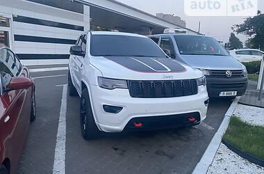 Внедорожник / Кроссовер Jeep Grand Cherokee 2018 в Киеве