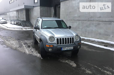 Jeep Liberty 2004 в Киеве