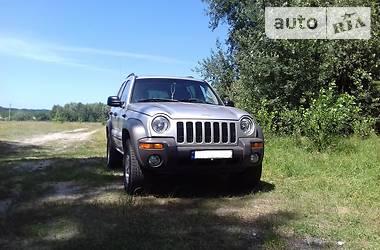 Jeep Liberty 2002 в Полтаві